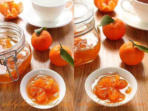 Как сделать варенье из мандаринов Пошаговый фоторецепт