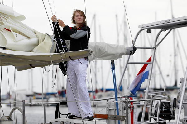 Netherlands Young Sailor